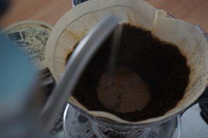 カフェオレドリップコーヒーミルク